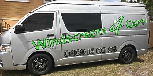 windscreens4cars-van