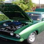 351 Engine Muscle GT