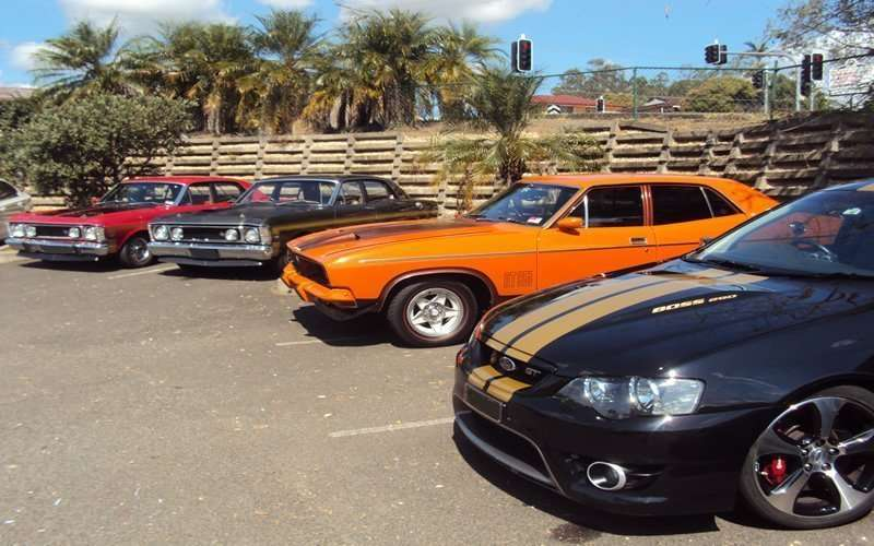 Car Shows - great colours