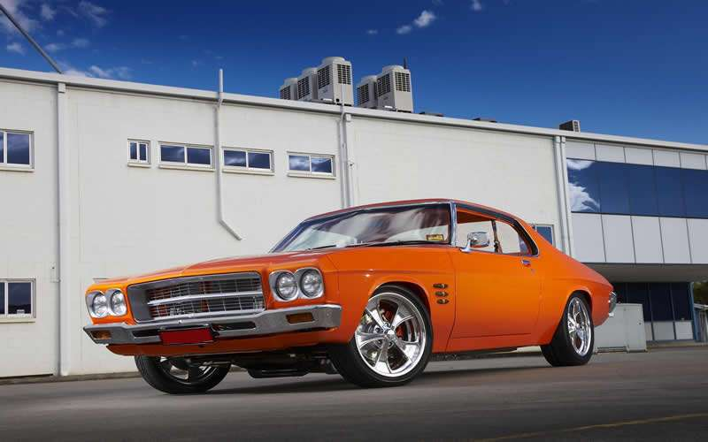 Monaro HQ Coupe Muscle