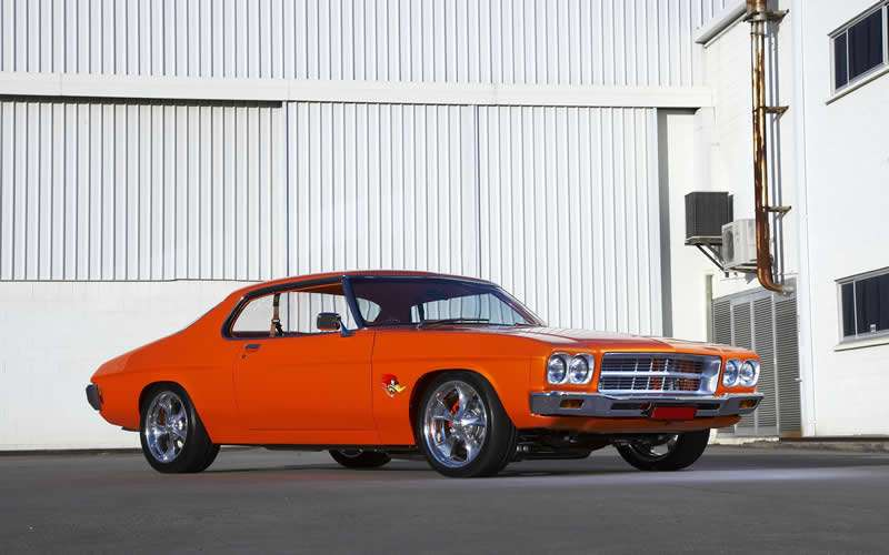Monaro Quality Coupe Muscle